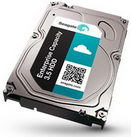 Seagate - 3,5 HDD - Seagate 3Tb 64Mb 5900rpm NAS merevlemez