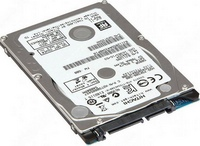 Hitachi - 2,5 HDD - Hitachi HGST Travelstar Z5K500 500GB 5400rpm 8MB SATA II notebook merevlemez / winchester