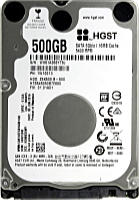 Hitachi - 2,5 HDD - Hitachi HTS545050B7E660 500Gb 5400rpm 16Mb 2,5' 7mm SATA3 merevlemez