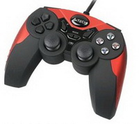 A4Tech - Kormány, gamepad - A4Tech X7-T2 Redeemer USB/PS2/PS3 gamepad