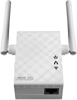 ASUS - Wireless router, adapter - Asus RP-N12 300Mbps Range Extender