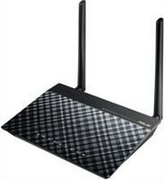 ASUS - Wireless router, adapter - Asus DSL-N14U 300Mbps ADSL2+ Annex A/B modem + router