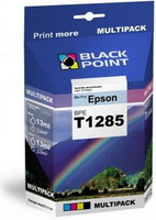 Black Point - Patron - Black Point BPET1285 utángyártott Epson T1285 multipack