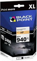 Black Point - Patron - Black Point HP No.940XL utángyártott tintapatron, Black