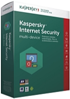 Kaspersky - Software AntiVirus - Kaspersky 2017 HU Internet Security 1U licenc, dobozos